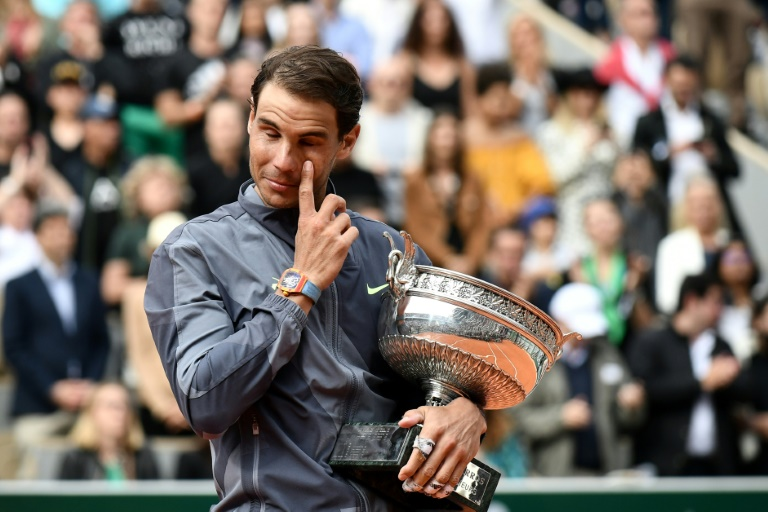 History Man Nadal Sweeps To Incredible 12th French Open And 18th Grand Slam Title Thai Pbs World The Latest Thai News In English News Headlines World News And News Broadcasts