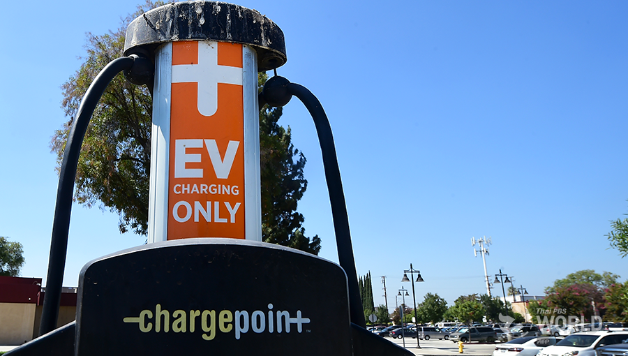 An inroad of EVs offers opportunities and challenges