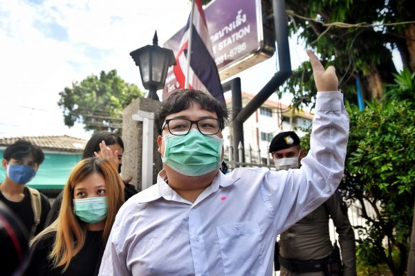 How firebrand protest leader Parit steps back from the brink