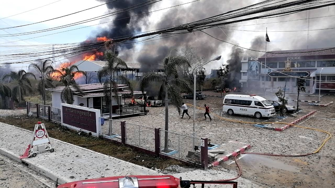 3 dead in gas pipeline explosion in Samut Prakan | Thai PBS World : The  latest Thai news in English, News Headlines, World News and News Broadcasts  in both Thai and English.