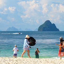 Thailand beach Phuket