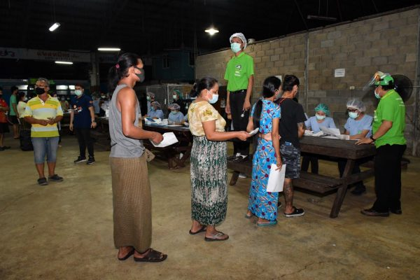 Samut Sakhon_fresh market