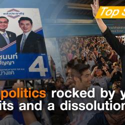 Thailand Politics Election