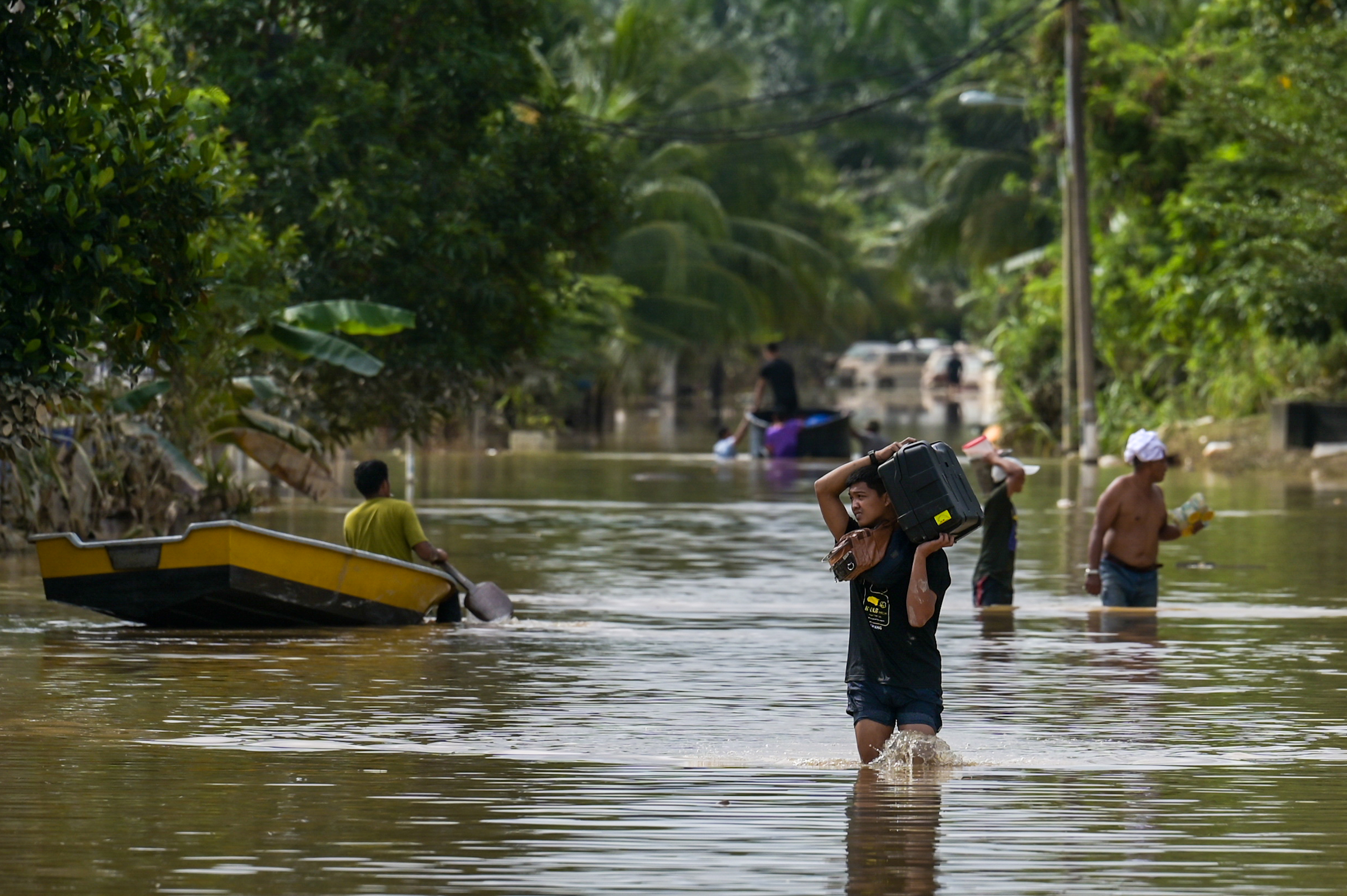 Six dead, nearly 50,000 evacuated in Malaysia floods | Thai PBS World : The latest Thai news in English, News Headlines, World News and News Broadcasts in both Thai and English. We
