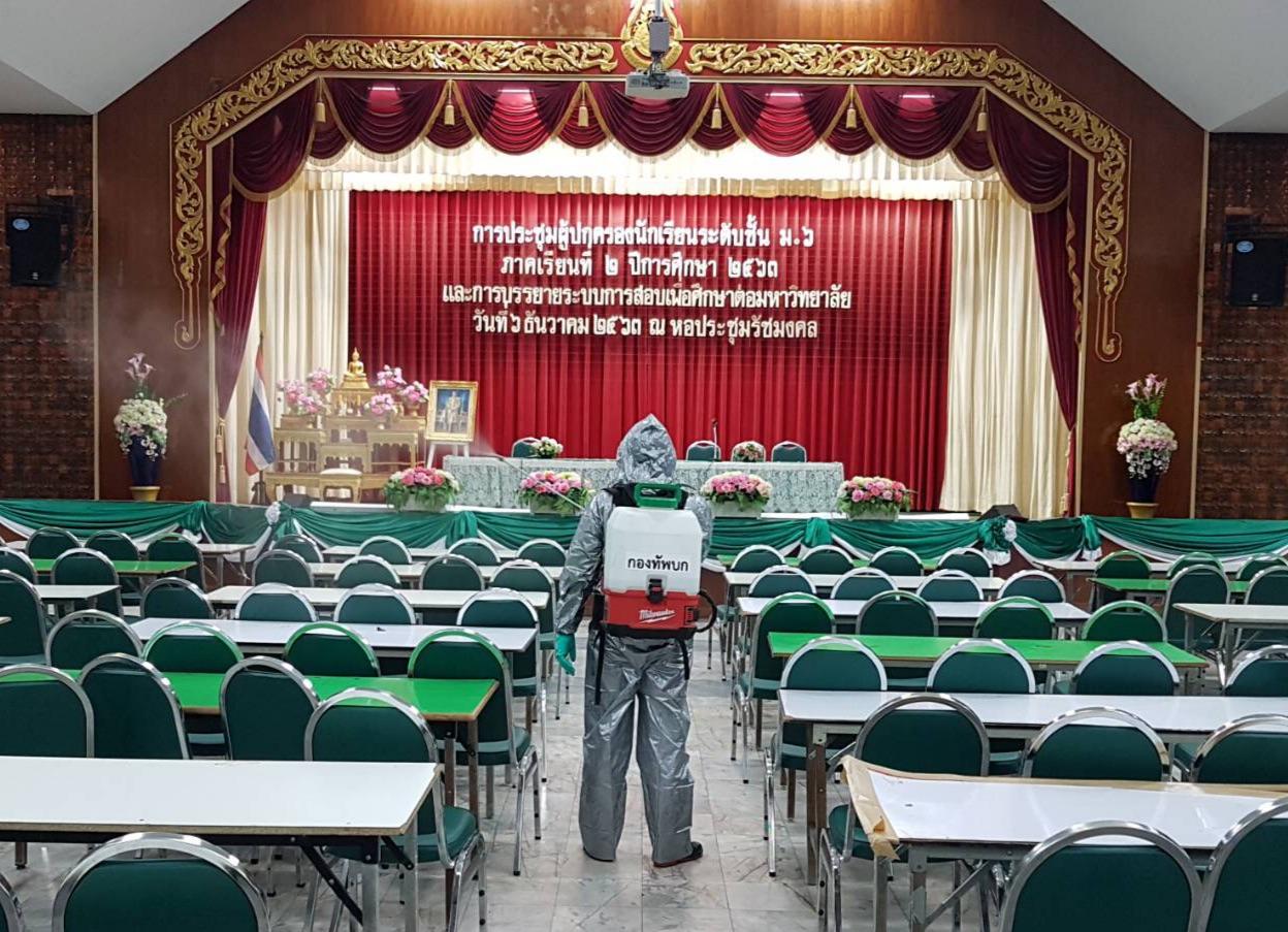 Thailand army COVID-19