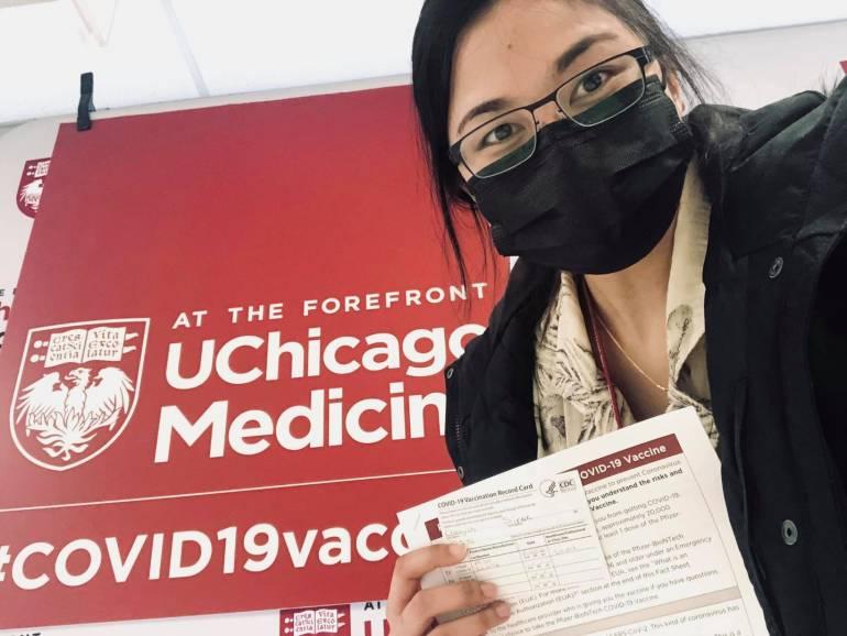 Thailändische Forscherin berichtet über ihre Erfahrungen mit der Covid-19-Impfung