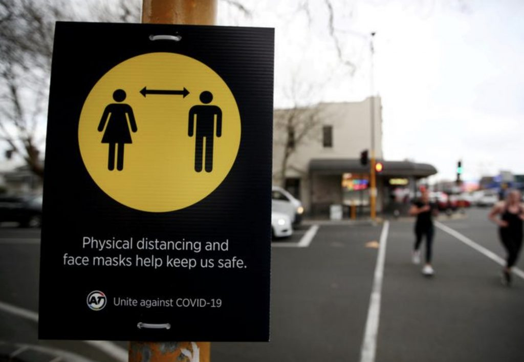New Zealand's largest city Auckland back to lockdown after COVID-19 case