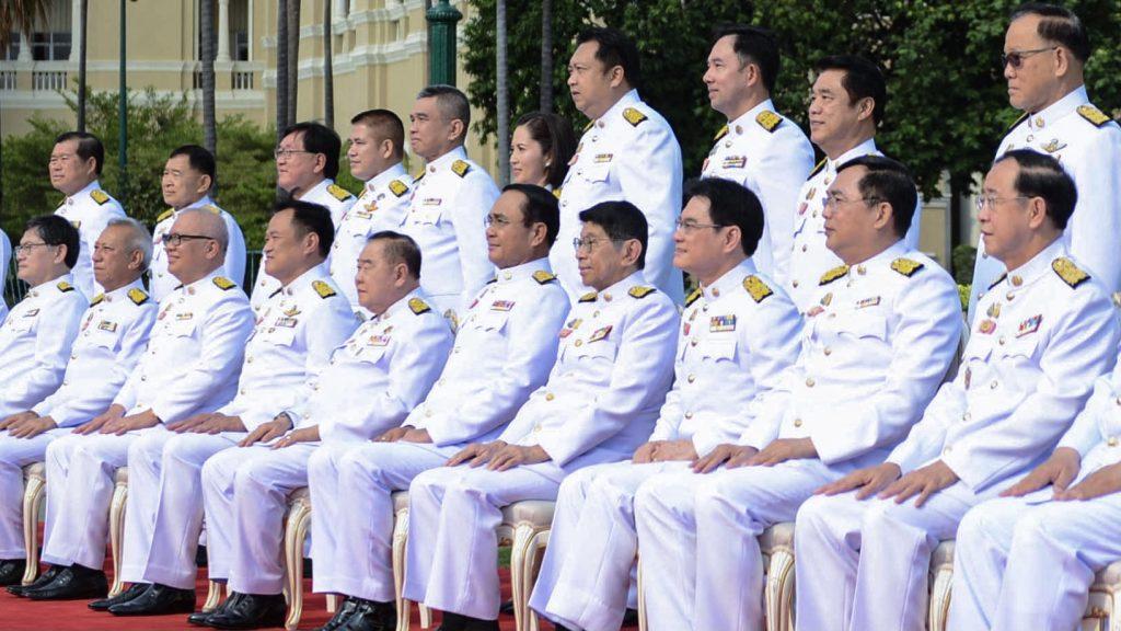 Prayut and his economic team facing unprecedented test of crisis management