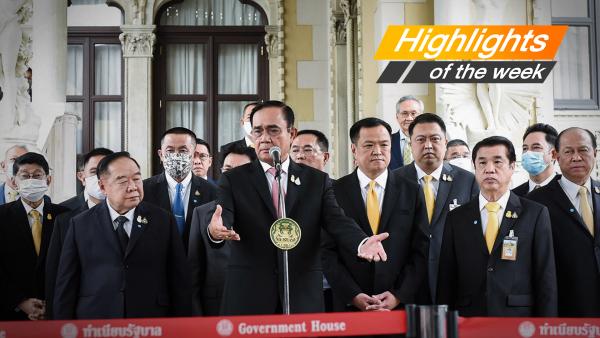 Thailand cabinet prayut