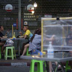 COVID-19, eateries, Bangkok, ease restrictions