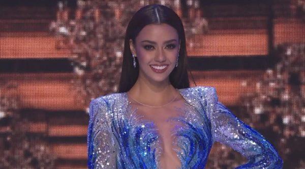 Amanda Obdam, Miss Universe Thailand