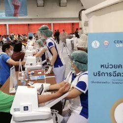 Vaccine Bangkok Thailand