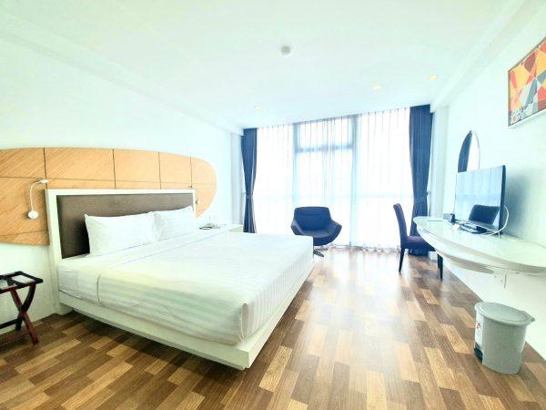 Thailand Quarantine hotel