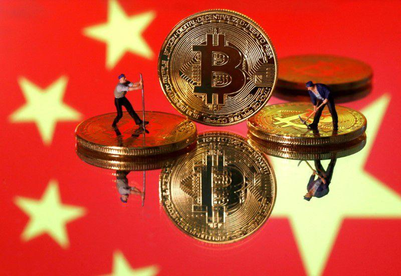 Bitcoin giảm 10% sau chính sách đóng cửa các dự án khai thác bitcoin của Trung Quốc